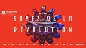 Salon International de l'Auto de Montréal 2018 @ Palais des congrès de Montréal   Montréal   Québec   Canada