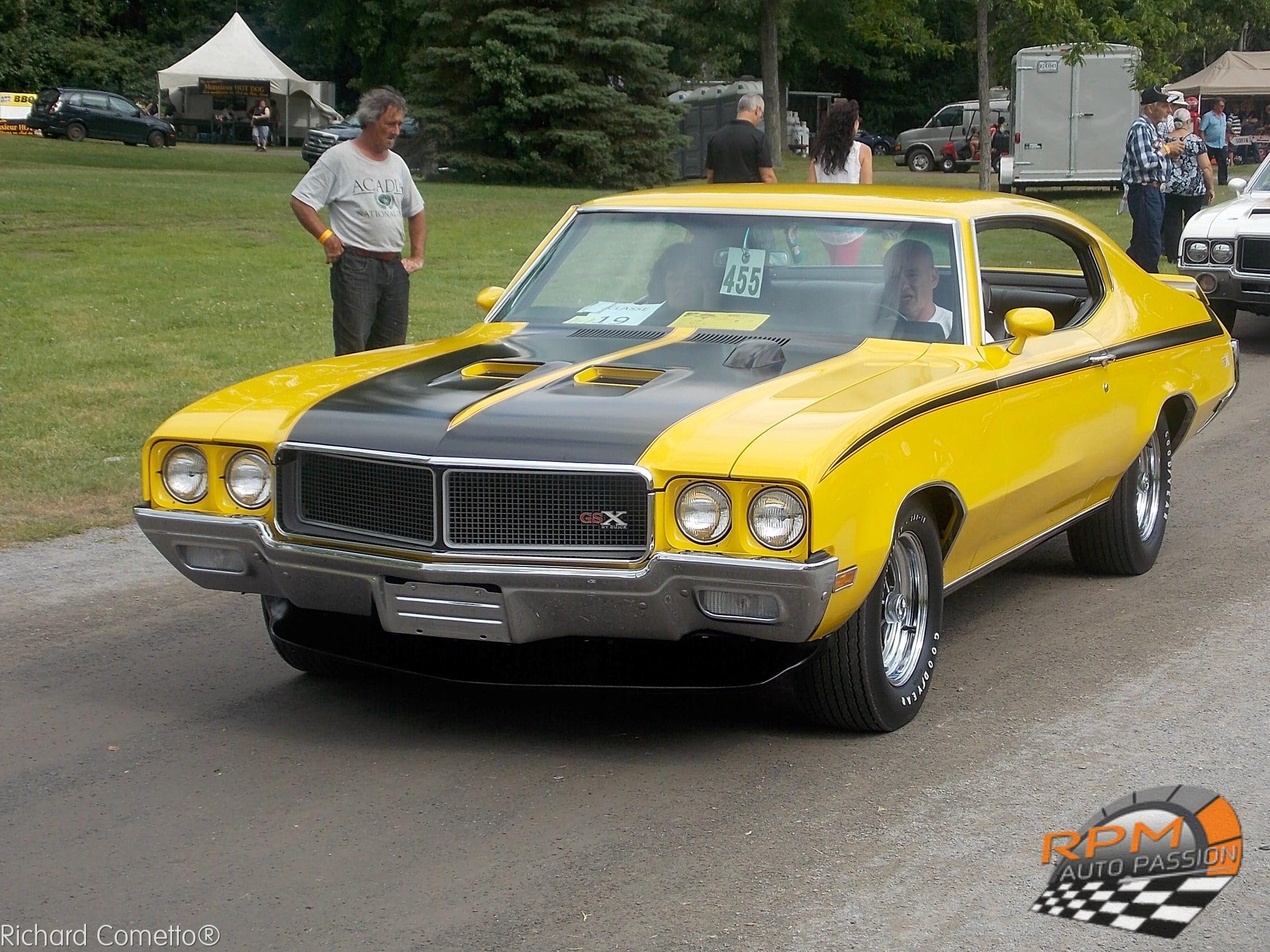 Buick gs a vendre