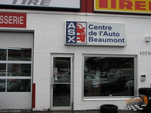 Le Centre de l'auto Beaumont