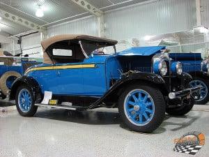 Musée de l'auto ancienne de Richmond (101)