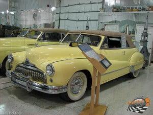 Musée de l'auto ancienne de Richmond (69)