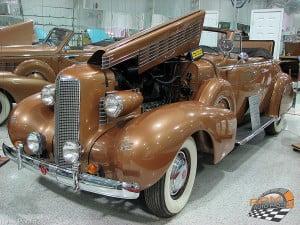 Musée de l'auto ancienne de Richmond (75)