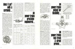 7 Corvette 1965 Brochure Collection