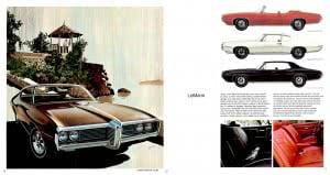 fm Automotive Brochure Coillection