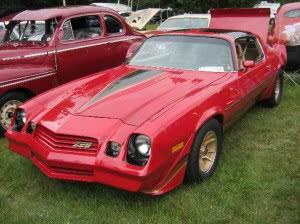 00 Chevrolet Camaro bb