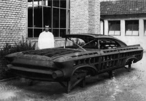 1956_Ghia_Chrysler_Norseman_Wooden_Buck