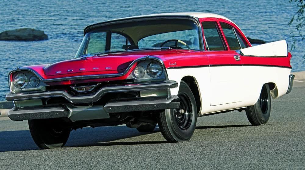 Dodge Coronet Son Histoire de 1949 à 1976 C'est en 1949 ...