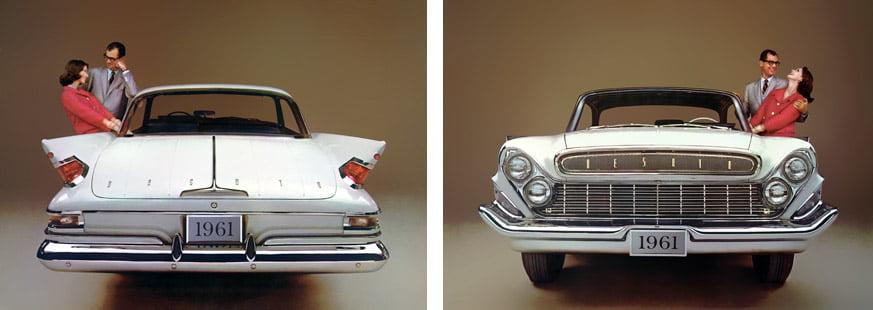 Desoto 1939 à 1961 Publicités Anciennes / Vintage Ads