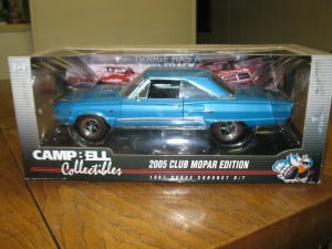1967 Dodge Coronet R T from Campbell Collectables