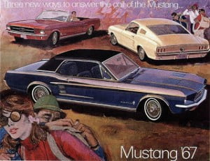 1967 Ford MustangAd-02
