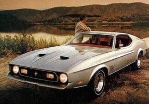 1971 mustang1971mach1