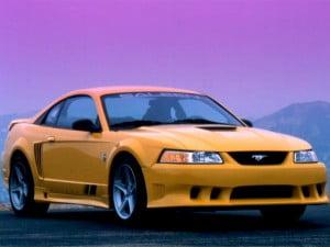2000 Saleen Mustang