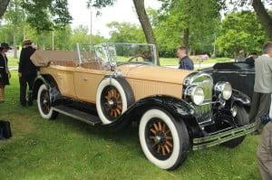 2013-08-04 Expo de voitures anciennes de Baie d'Urfé 094