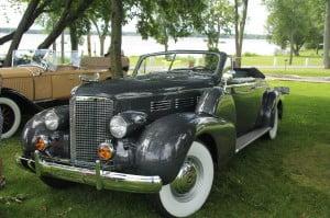 2013-08-04 Expo de voitures anciennes de Baie d'Urfé 098