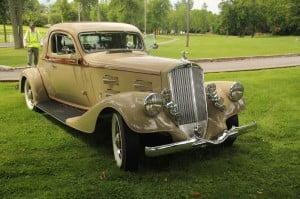2013-08-04 Expo de voitures anciennes de Baie d'Urfé 110