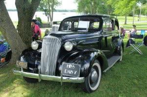 2013-08-04 Expo de voitures anciennes de Baie d'Urfé 122