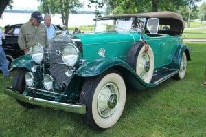 2013-08-04 Expo de voitures anciennes de Baie d'Urfé 123