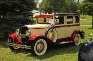 2013-08-04 Expo de voitures anciennes de Baie d'Urfé 142