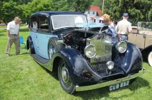 2013-08-04 Expo de voitures anciennes de Baie d'Urfé 143