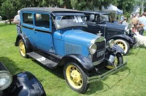2013-08-04 Expo de voitures anciennes de Baie d'Urfé 156