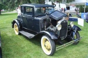 2013-08-04 Expo de voitures anciennes de Baie d'Urfé 158