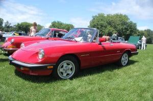 2013-08-04 Expo de voitures anciennes de Baie d'Urfé 392