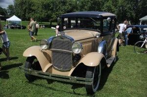 2013-08-04 Expo de voitures anciennes de Baie d'Urfé 488