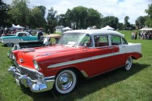 2013-08-04 Expo de voitures anciennes de Baie d'Urfé 500