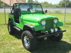 83 2 bb Jeep