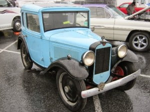 American Austin 34 1 bb