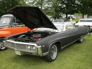 Buick Electra 69 3 bb