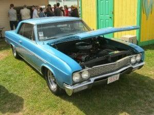 Buick Skylark 65 5 bb