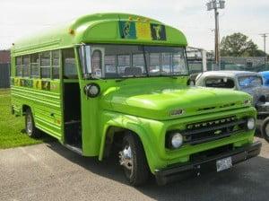 Bus Chevrolet 66 1 bb