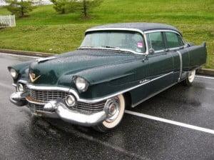 Cadillac 54 4 bb
