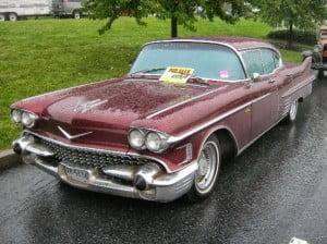 Cadillac 58 9 bb