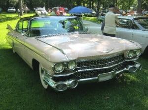 Cadillac 59 6 bb