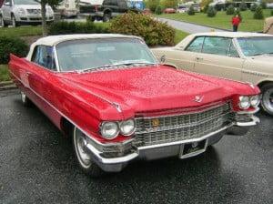 Cadillac 63 5 bb