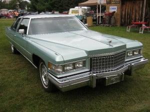 Cadillac 76 6 bb