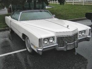 Cadillac Eldorado 71 4 bb