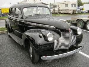 Chevrolet 40 17 bb