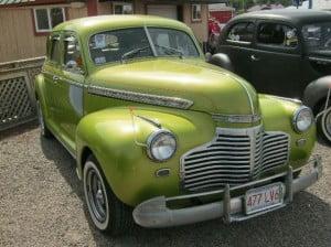 Chevrolet 41 9 bb