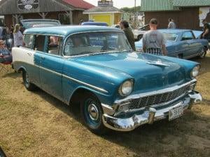 Chevrolet 56 9 bb 210