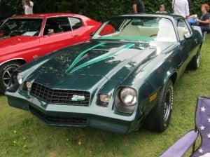 Chevrolet Camaro 78 6 bb