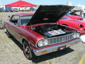 Chevrolet Chevelle 64 1 bb