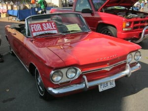 Chevrolet Corvair 62 4 bb