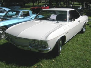 Chevrolet Corvair 65 1 bb