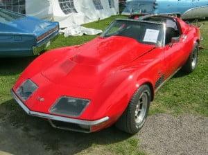 Chevrolet Corvette 71 5 bb