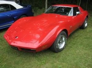 Chevrolet Corvette 74 7 bb