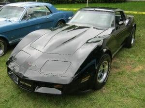 Chevrolet Corvette 81 3 bb