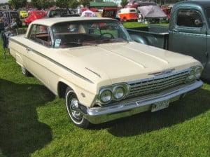 Chevrolet Impala 62 8 bb